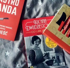 3 polskie książki o gastronomii, które warto (lub nie) przeczytać   Lubię Wpierdzielać