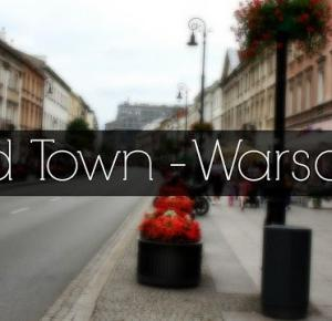 larossee: One day in Warsaw - OLD TOWN