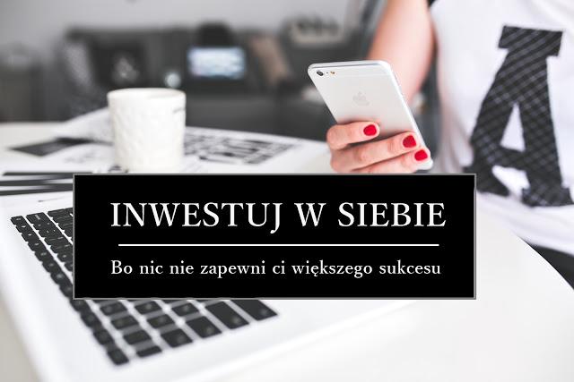 Laru: Gwarancja sukcesu to inwestycja w siebie