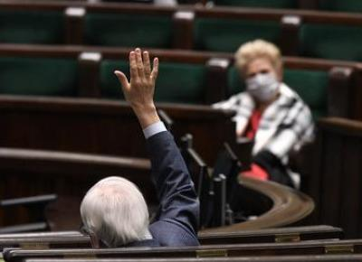 Ustawa anty-447 w Sejmie. Chodzi o bezdziedziczne mienie po Żydach