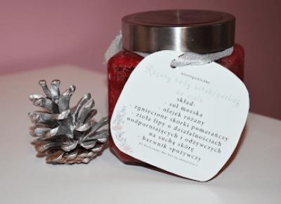 Różany body SCRUB/PEELING DIY - staying true to myself