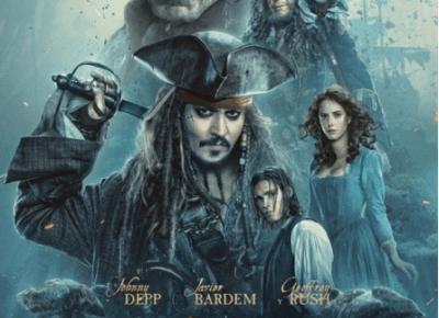 La Vita Colorata: Piraci z Karaibów: Zemsta Salazara | Filmownik #2