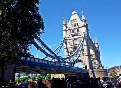 Lexxiaja: Londyn cz.3