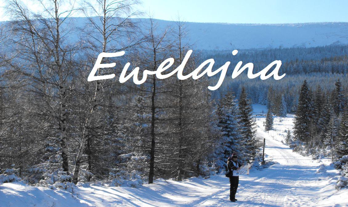 Ewelajna: Spieszmy się kochać zimę:)