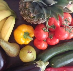 Tydzień weganizmu 24 - 30.04.2016 - Ewelajna