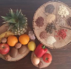 Superfood - czyli co jeść na zdrowie i długowieczność - Ewelajna