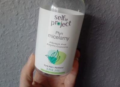 Płyn micelarny - Selfie Project