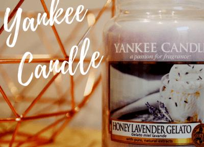 Yankee Candle - Honey Lavender Gelato | minimalistKa