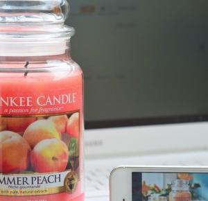 Piekno tkwi w prostocie: Yankee Candle - Summer Peach