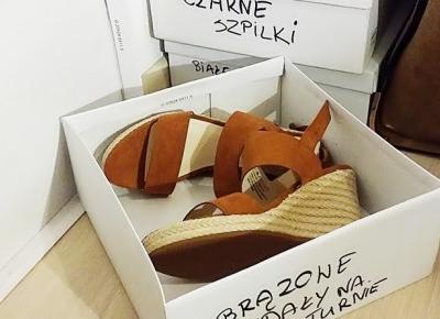Buty - prosty sposób na ich przechowywanie, kiedy brakuje Ci miejsca... - Lilannn