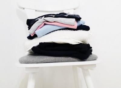 Jak zrobić PORZĄDEK w szafie i co to ma wspólnego z twoim ŻYCIEM? - Lilannn