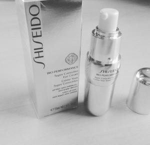 Shiseido Bio-Performance – idealny krem pod oczy dla 30-sto latki? | Lilannn