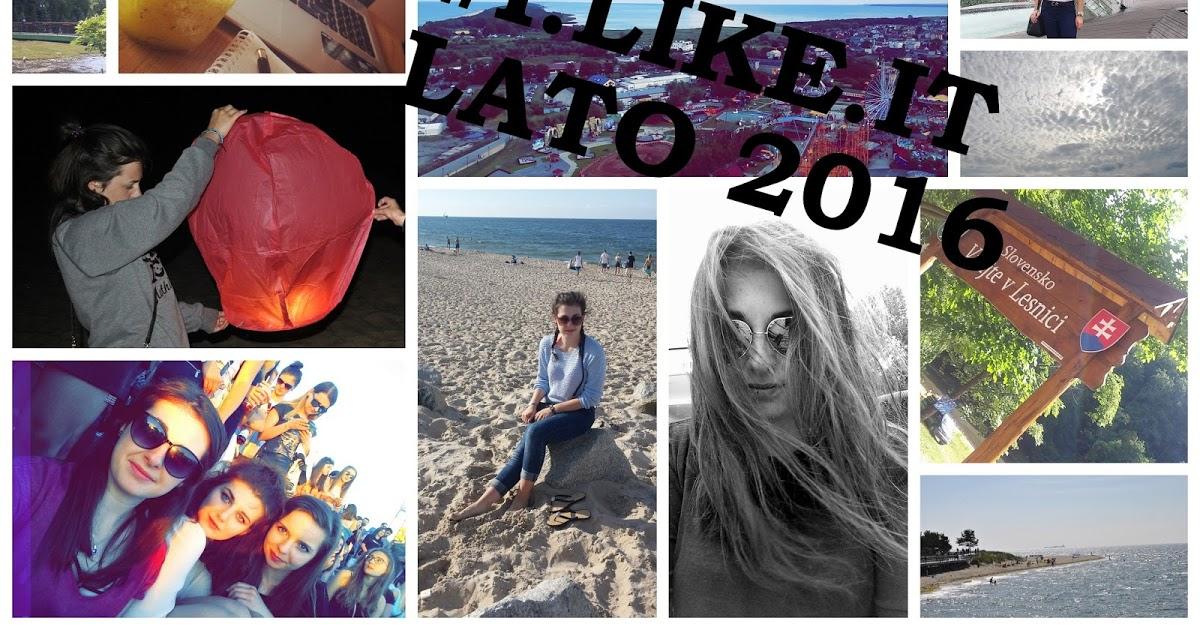 I.LIKE.IT LATO 2016 | letni niekosmetyczni ulubieńcy | dużo wszystkiego!