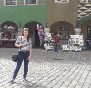 POZNAŃ WEEKENDOWO | Żużel, Stary Rynek, Plac Wolności | ootd