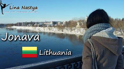 Lina Nastya: Jonava