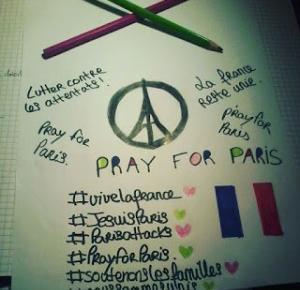 Anastazja bloguje: #JeSuisParis