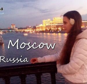 Lina Nastya: Moskwa