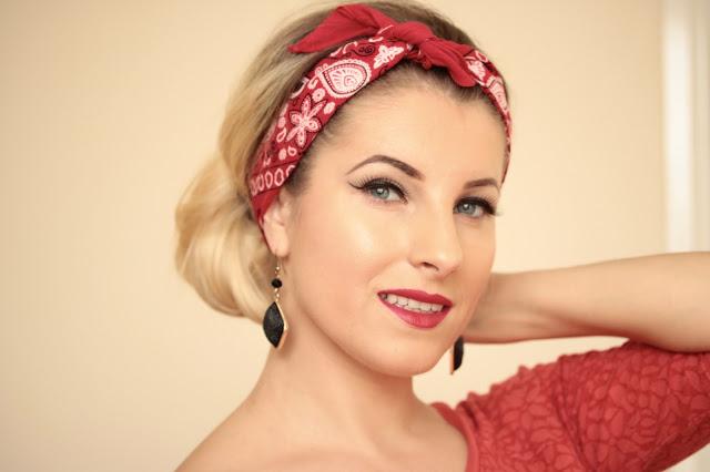 Beauty Makeup - Pin Up Girl - Ela Lis Make-Up