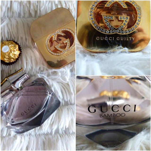 Gucci Bamboo and Gucci Guilty - Pachnące nowości w moim świecie perfum!