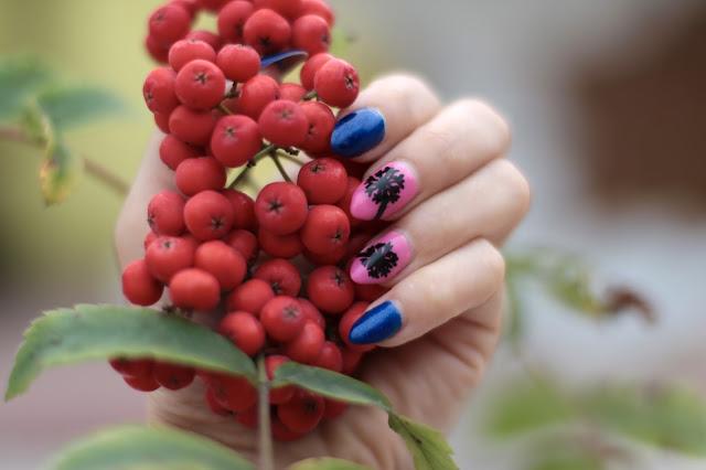 Beauty Nails - Dmuchawce latawce... - Ela Lis Make-Up