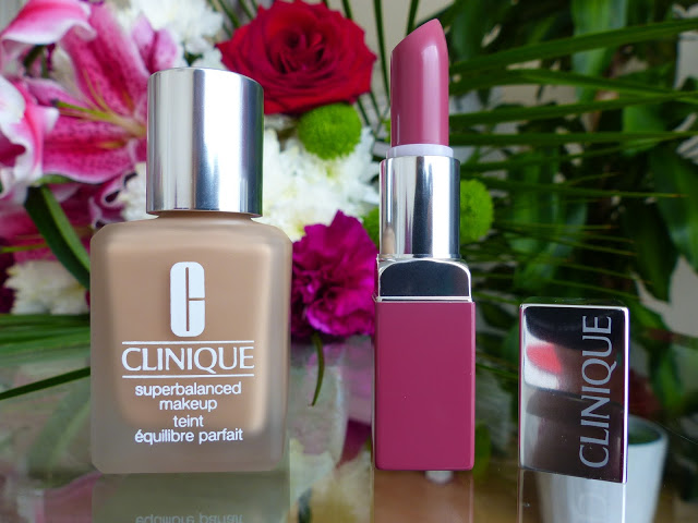 Ulubieńcy Clinique - Superbalanced Makeup, Pop Lip Colour + Primer ! Review - Ela Lis Make-Up