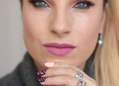 Ela Lis Make-Up: Opalizujący Róż z Brązem - Chocolate Vice Makeup