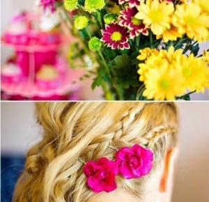 Beauty Hairstyle - loczki mini warkoczyki