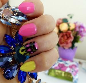 Hybrid Nails - Moje Pierwsze Hybrydy - Ela Lis Make-Up