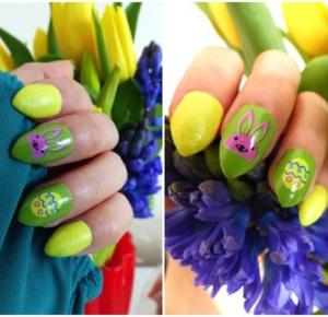 Easter Nails - Happy Easter !!! - lisabella-ela