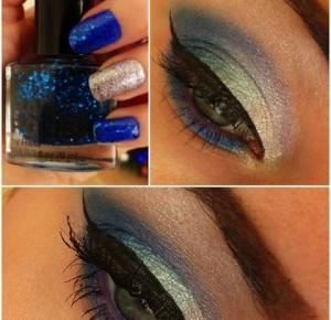Winter - New Year Make-Up !