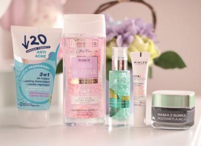 Ela Lis Make-Up: Nowości Kosmetyczne - Pięlęgnacja twarzy