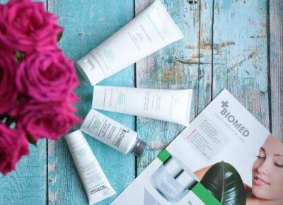 Biomed Organic Medical Skin Care - Review | Ela Lis Make-Up