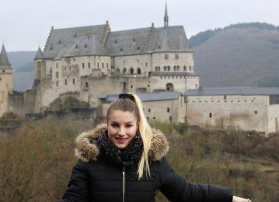 Mini wycieczka po wspaniałym Księstwie Luksemburga :) - Ela Lis Make-Up