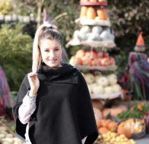 Halloween - Wystawa Dyń oraz krótka Refleksja! - Ela Lis Make-Up