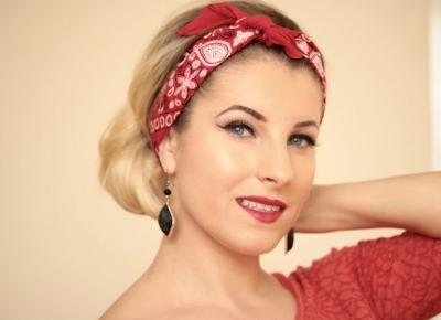 Beauty Makeup - Pin Up Girl - Ela Lis Make-Up