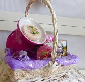 Yankee Candle Beauty Basket - lisabella-ela