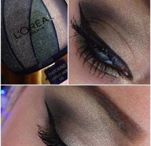 L'oreal Paris Make-Up  - Shocking Jungle Jade  - lisabella-ela
