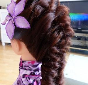 Beauty Hairstyle - Dobierany przeplataniec - lisabella-ela