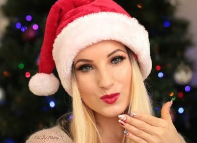 Świąteczny Makijaż - Happy Xmas Everyone - Ela Lis Make-Up