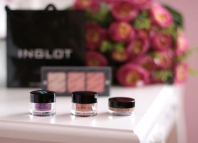 Nowości Kosmetyczne Inglot ! - Ela Lis Make-Up