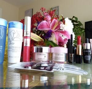 Letnie Rozdanie !!! - Zestaw kosmetyków LANCOME   Niespodzianka !!!  - Ela Lis Make-Up