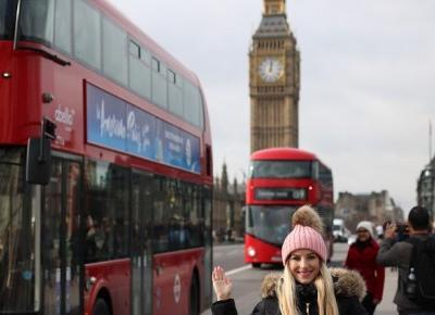 London - Fotorelacja wycieczki po Londynie :) - Ela Lis Make-Up