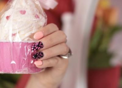 Beauty Mani - Różowo pastelowo  | Ela Lis Make-Up