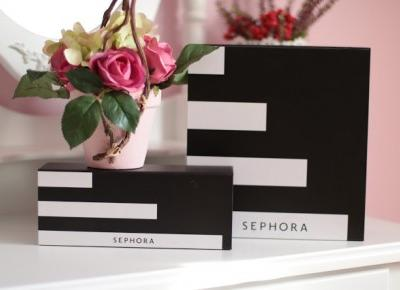 Beauty Boxes - Sephora - Ela Lis Make-Up