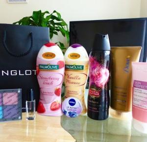 Kosmetyczny Haul - Inglot, Palmolive, Nivea, Imperial Leather, Dove i L'oreal - Ela Lis Make-Up