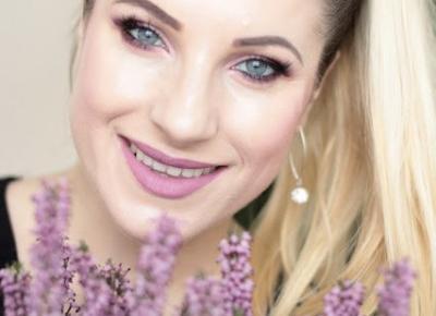 Spring Spring - Wrzosowy Makeup | Ela Lis Make-Up