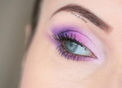 Purple Makeup - Fioletowo Mi ! | Ela Lis Make-Up