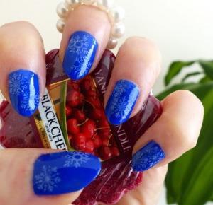 Stamping Nails - Jak krok po kroku zrobić stemple na paznokciach ? - lisabella-ela