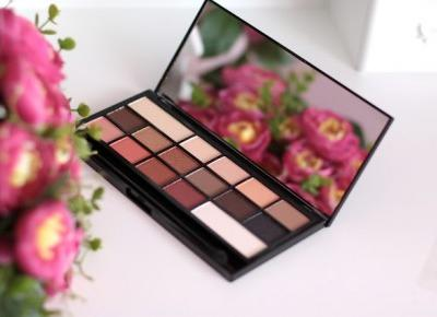 Paletka Chocolate Vice - Makeup Revolution - Ela Lis Make-Up