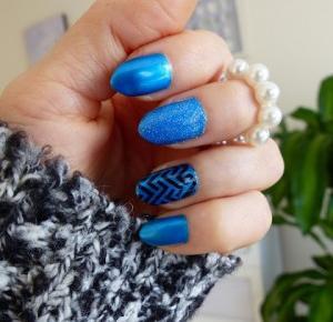 Carnival nails - lisabella-ela
